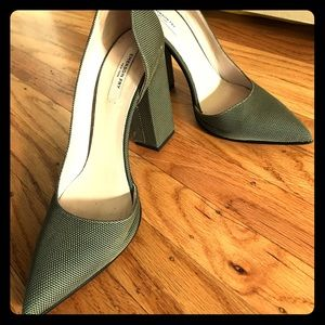 Emerson Fry size 9 D'Orsay Heels - worn once